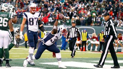 Week 16: Patriots 17, Jets 16