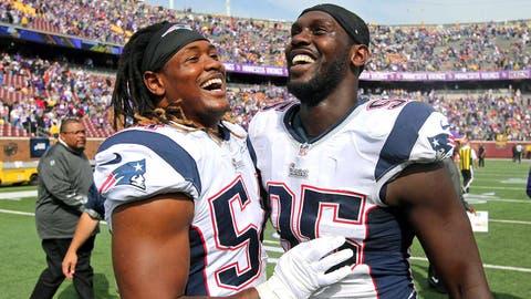 Week 2: Patriots 30, Vikings 7
