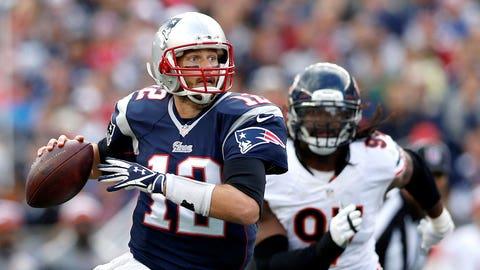 Week 8: Patriots 51, Bears 23
