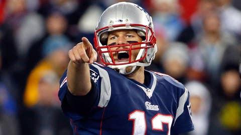 Week 9: Patriots 43, Broncos 21