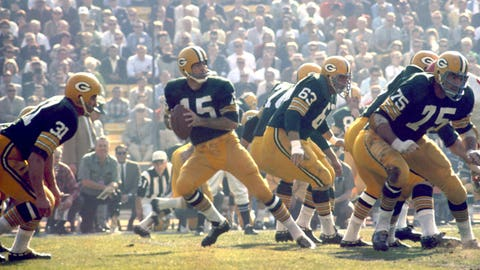 Bart Starr: Green Bay Packers (1956–1971)