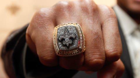 Super Bowl XLIV: New Orleans Saints
