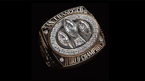 Super Bowl XXIII: San Francisco 49ers