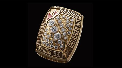Super Bowl XXVI: Washington Redskins