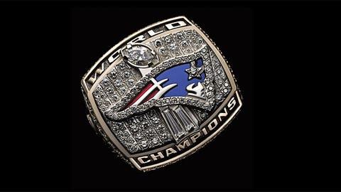 Super Bowl XXXVI: New England Patriots