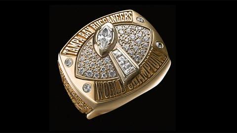Super Bowl XXXVII: Tampa Bay Buccaneers