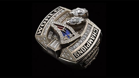 Super Bowl XXXVIII: New England Patriots