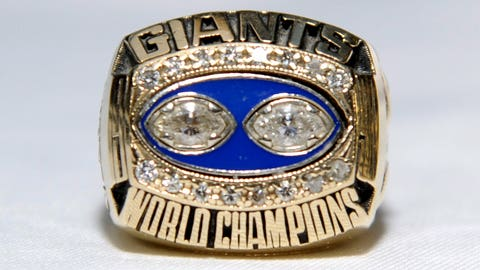 Super Bowl XXV: New York Giants