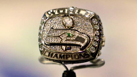 Super Bowl XLVIII: Seattle Seahawks