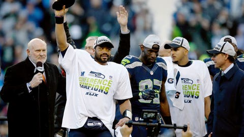 How the Seahawks punched their Super Bowl ticket