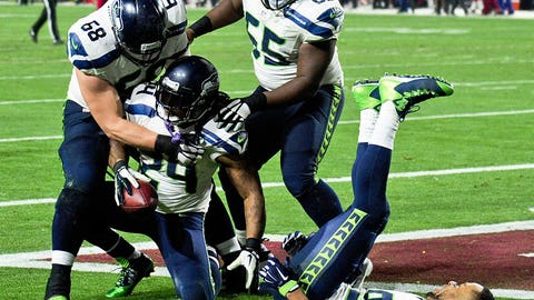 Week 16: Seahawks 35, Cardinals 6