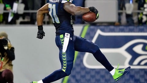 Divisional Round: Seahawks 31, Panthers 17