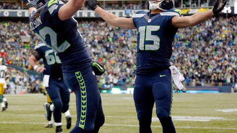NFC championship game: Seahawks 28, Packers 22 (OT)