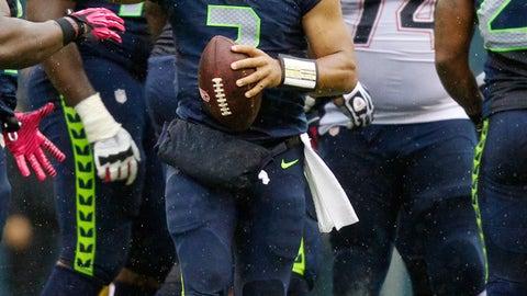 vs. Tom Brady, Week 6, 2012: Seahawks 24, Patriots 23