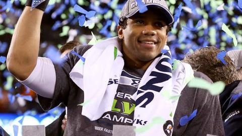 vs. Peyton Manning, 2013 Super Bowl: Seahawks 43, Broncos 8