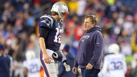2. New England Patriots