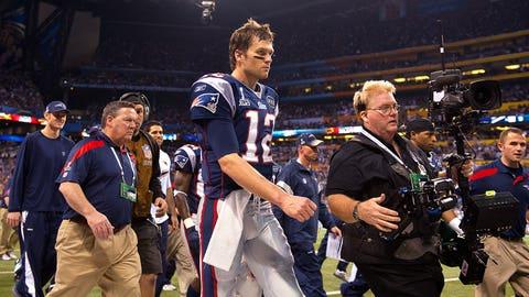 Super Bowl XLVI: Giants 21, Patriots 17