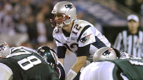 Super Bowl XXXIX: Patriots 24, Eagles 21