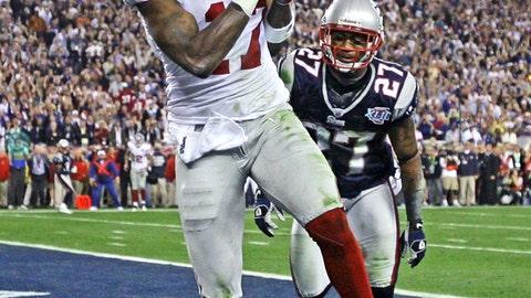 Super Bowl XLII: Giants shock the world