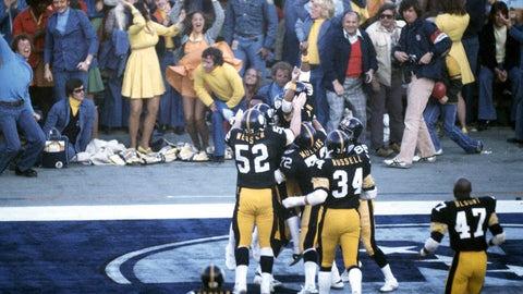 Super Bowl X: Steelers turn out the lights on Cowboys