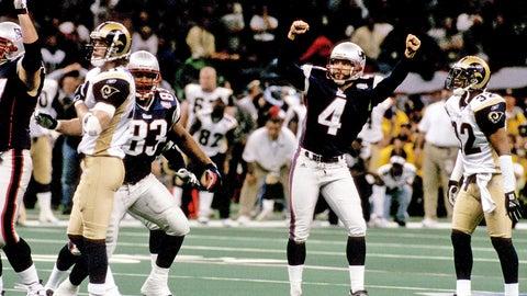 Super Bowl XXXVI: A dynasty is born