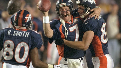 Super Bowl XXXII: This one's for John