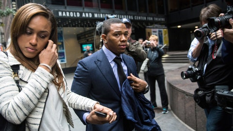 Ray Rice scandal