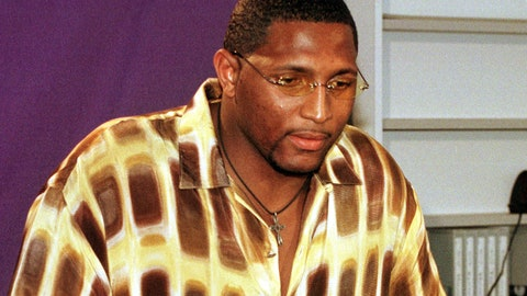 Ray Lewis arrest