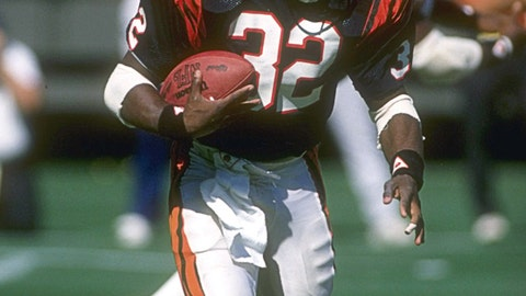 Stanley Wilson at Super Bowl XXIII