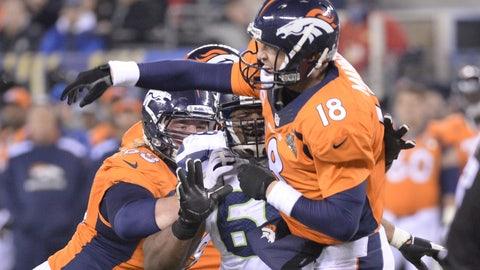 Super Bowl XLVIII: Peyton Manning's legacy