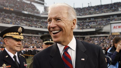 Joe Biden: 'I like a softer ball'