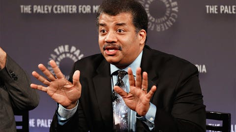 Neil deGrasse Tyson: Pats would have beaten Colts 'even in the vacuum of space'