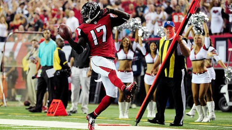 Devin Hester, Falcons WR/KR