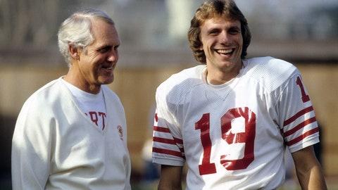 San Francisco 49ers: Joe Montana, third round (82 overall), 1979