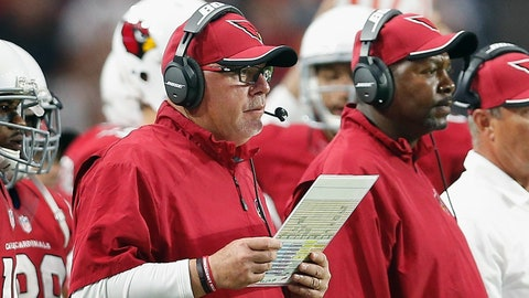 Bruce Arians, Arizona Cardinals
