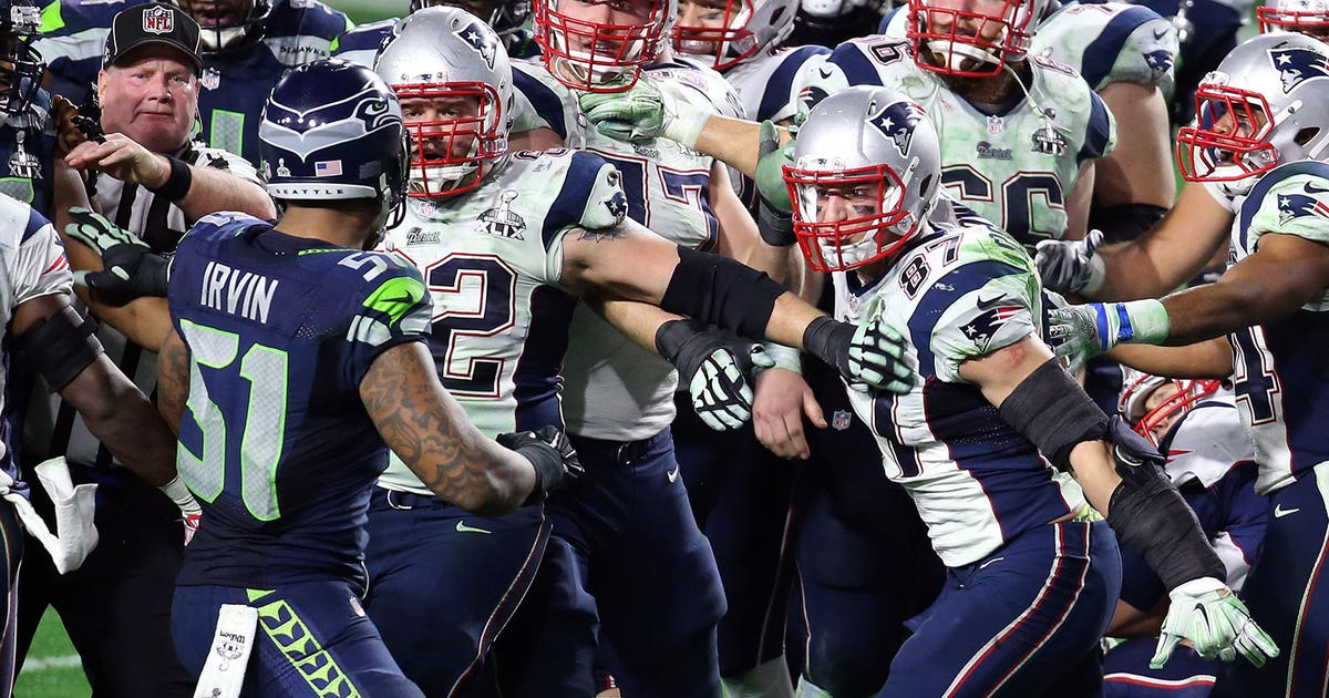 Super Brawl Fight Breaks Out In Final Moments Of Patriots