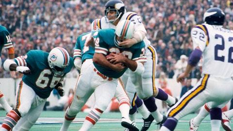 Larry Csonka, Super Bowl VIII (1974)