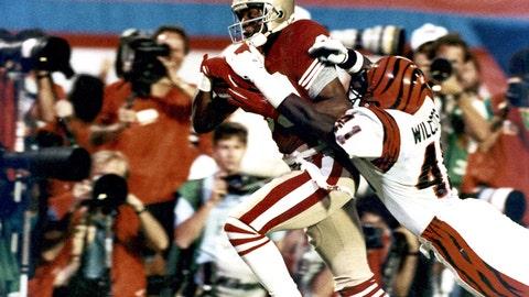 Jerry Rice, Super Bowl XXIII (1989)