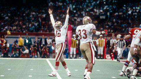 Joe Montana, Super Bowl XXIV (1990)
