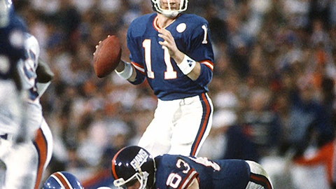 Phil Simms, Super Bowl XXI (1987)