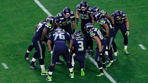 Seahawks players never understood the call