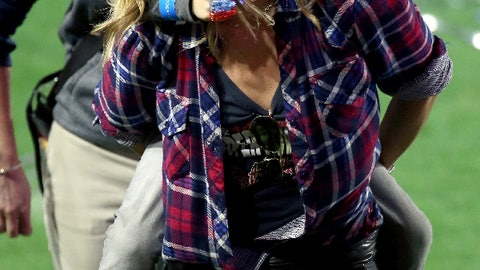 Gisele sighting