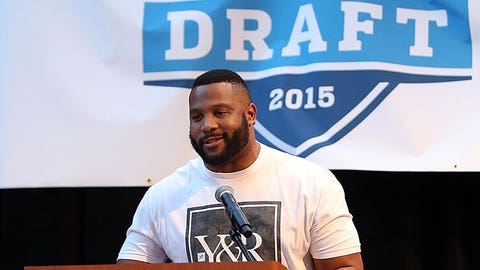 15. How will Chicago handle the NFL draft?