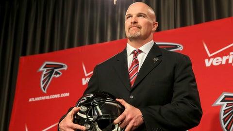 Atlanta Falcons: 8.5