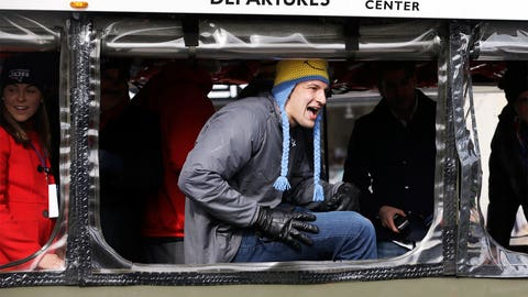 More Gronk