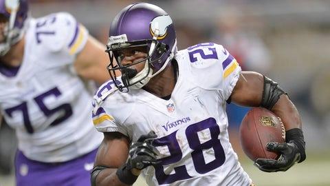 Adrian Peterson, RB, Vikings