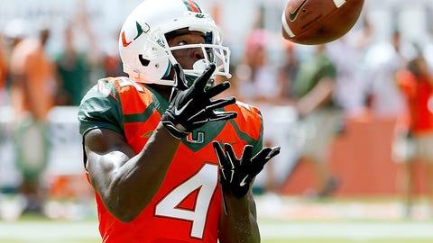 Miami WR Phillip Dorsett