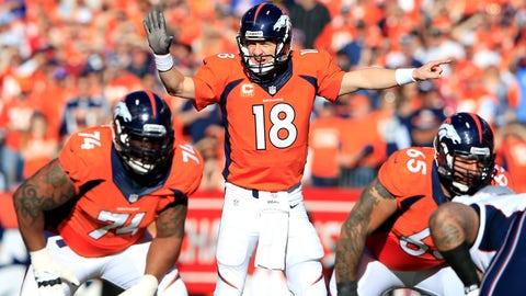 Peyton Manning, 1998-2014