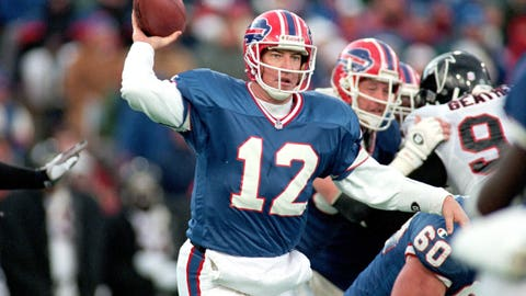 Jim Kelly, 1986-96