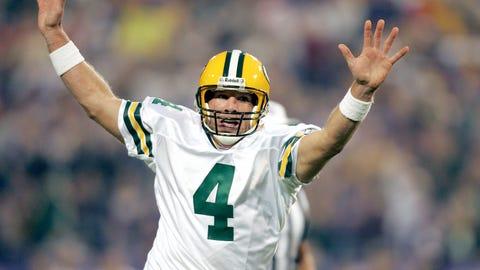 Brett Favre, 1991-2010